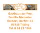 Gasthaus Niebeler
