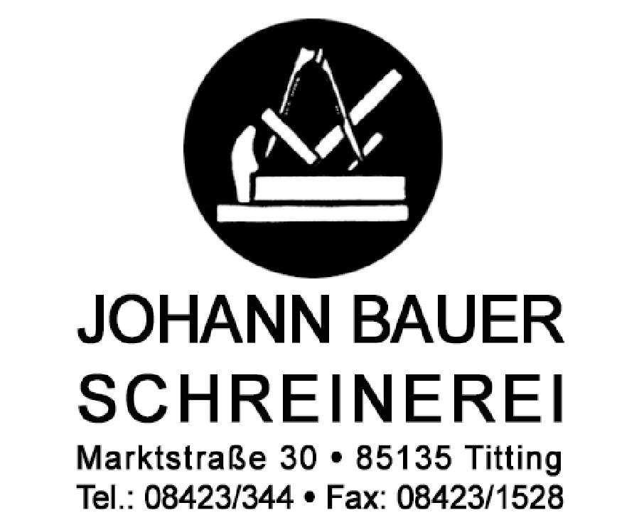 Schreinerei Bauer schreinerei bauer werbekreis markt titting